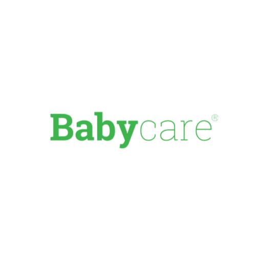 Babybjørn tallerken og bestikk, powder green